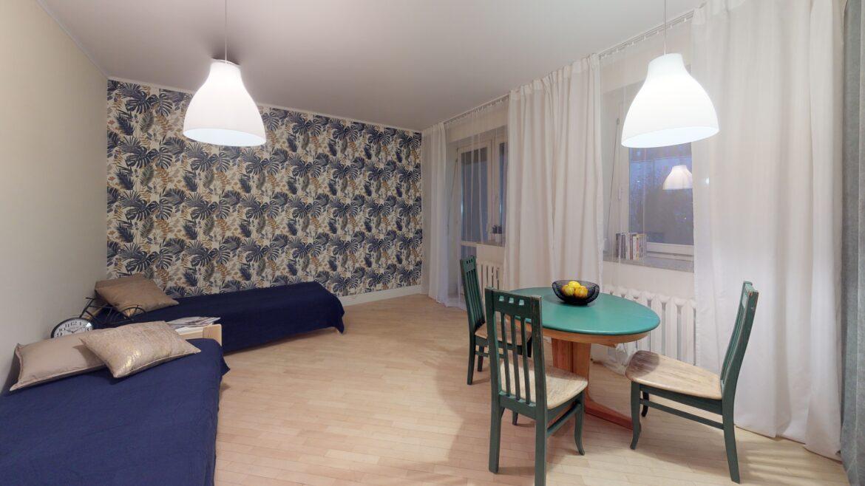 Mieszkanie po usłudze home staging Warszawa