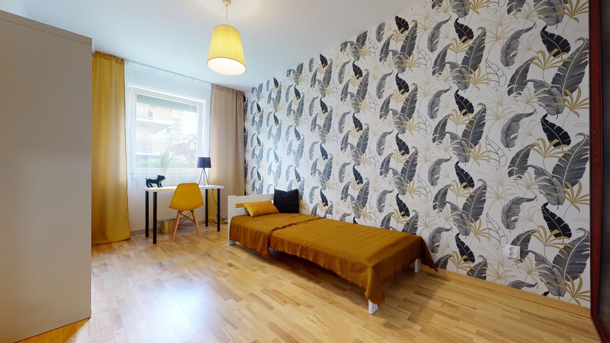 Mieszkanie w dzielnicy Warszawa Ursus po usłudze Home Staging