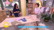 Jak sprzedać ubranka dla dzieci - rady i porady w Dzień Dobry TVN z ekspertem - Marią Ernst-Zduniak.